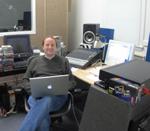 Jeff in Studio