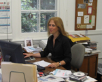 Kimberly in Office