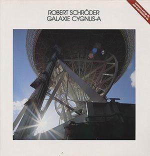 Robert Schröder's Galaxie Cygnus-A