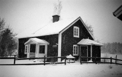Agebjörn's Mossebo home
