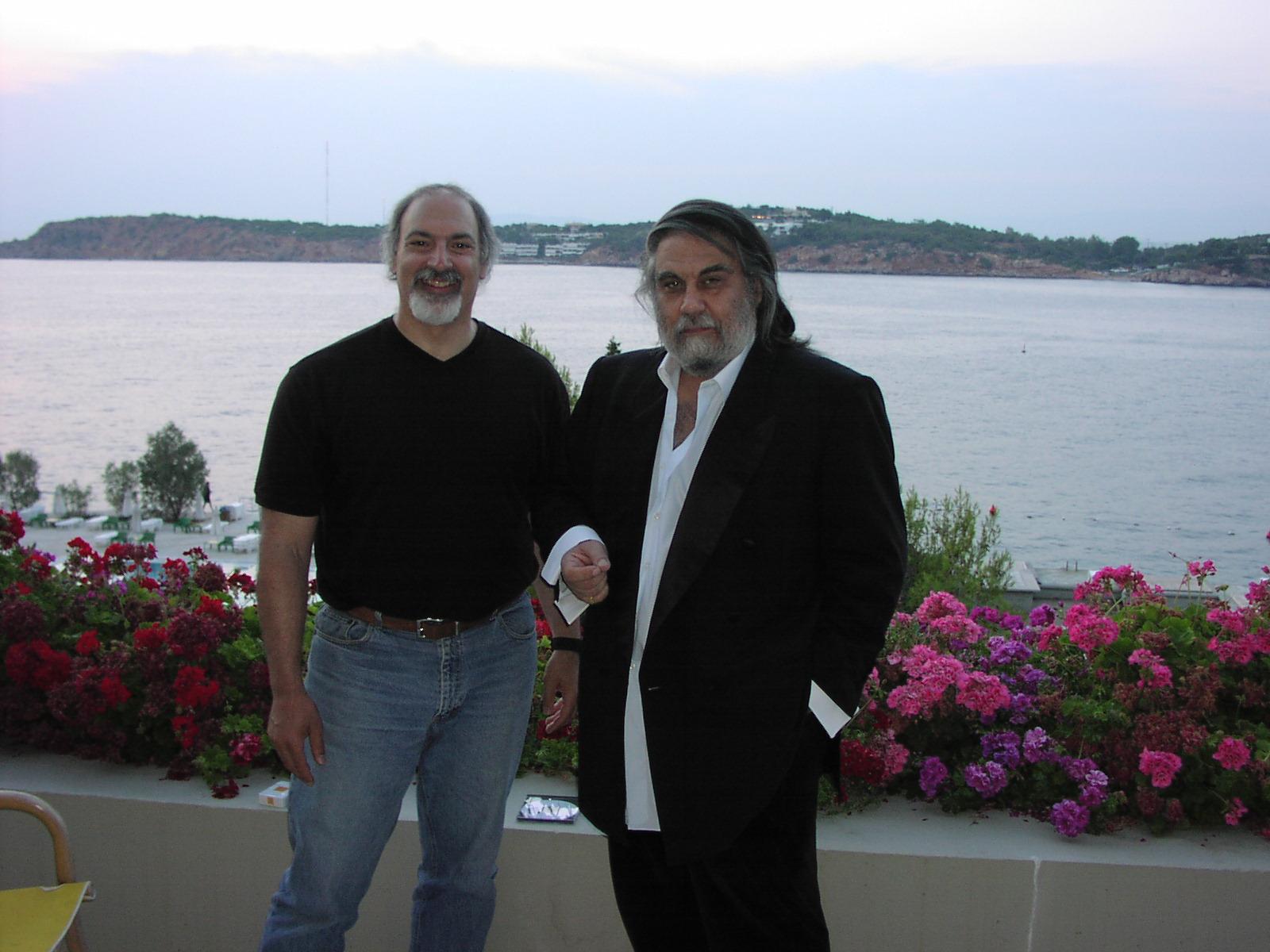 John Diliberto & Vangelis