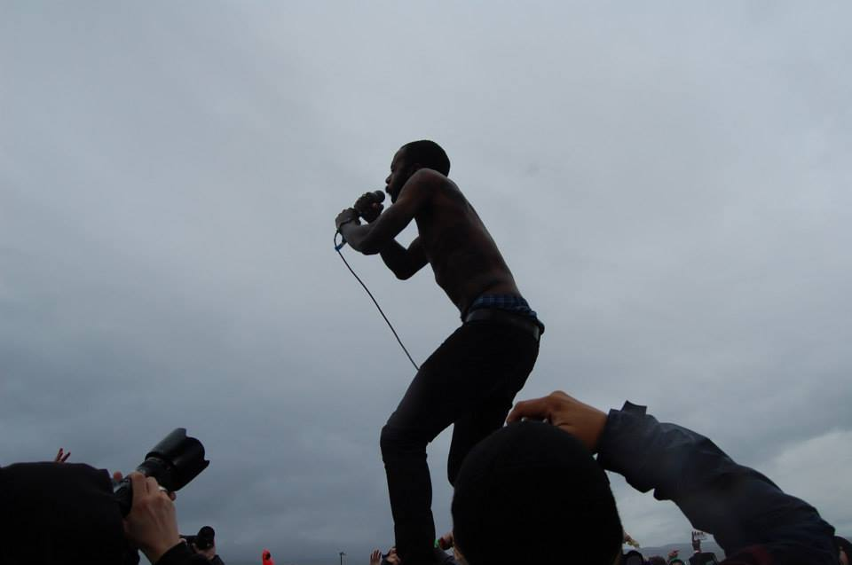 Death Grips at Sasquatch!