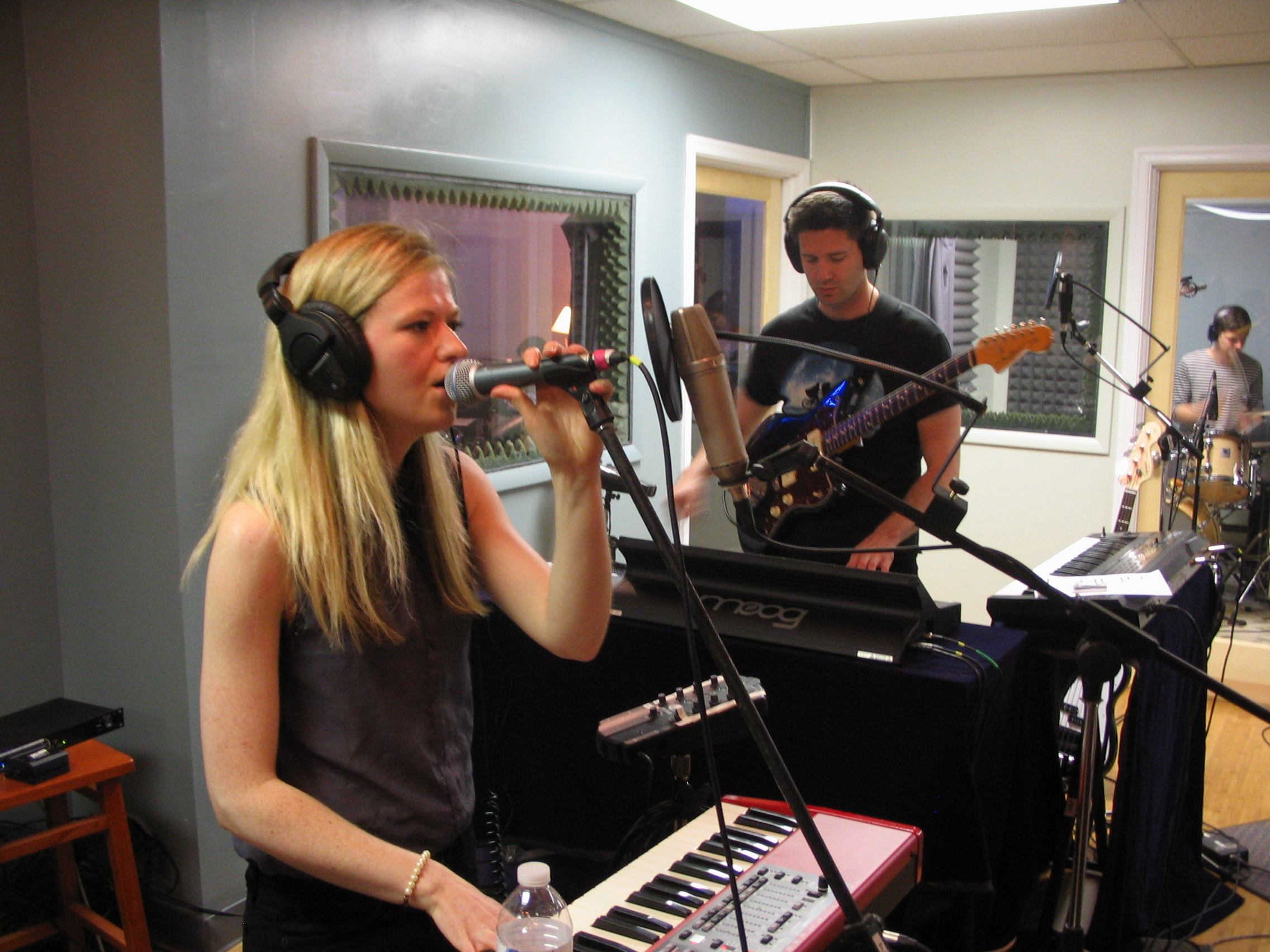Tessa Murray & Greg Hughes of Still Corners on Echoes