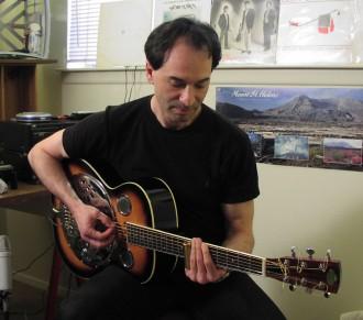 Carl Weingarten Live on Echoes