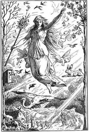 Ostara-symbol-of-vernal-equinox