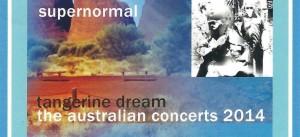 Tangerine Dream - Supernormal