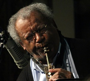 Anthony Braxton at Big Ears