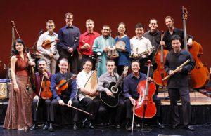 Yo-Yo Ma and the Silk Road Ensemble