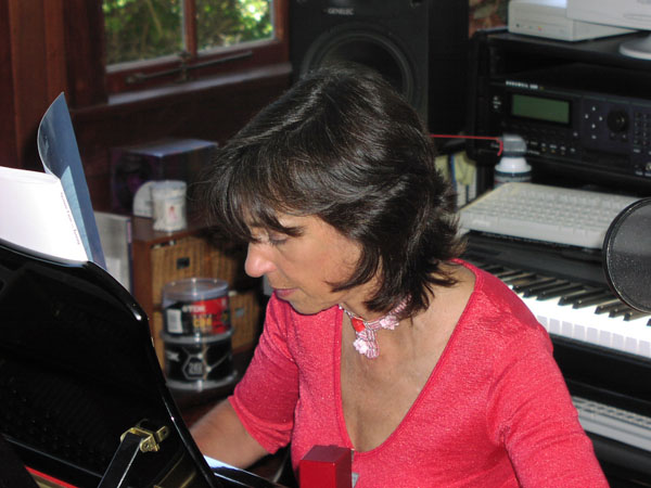 Suzanne Ciani in 2002