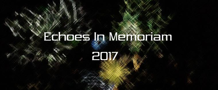 Echoes in Memoriam