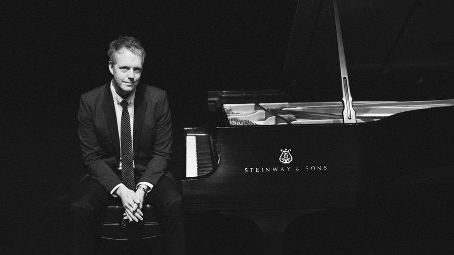 Chad Lawson at Piano