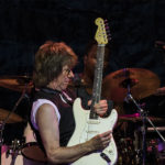 Jeff Beck with Stratocaster