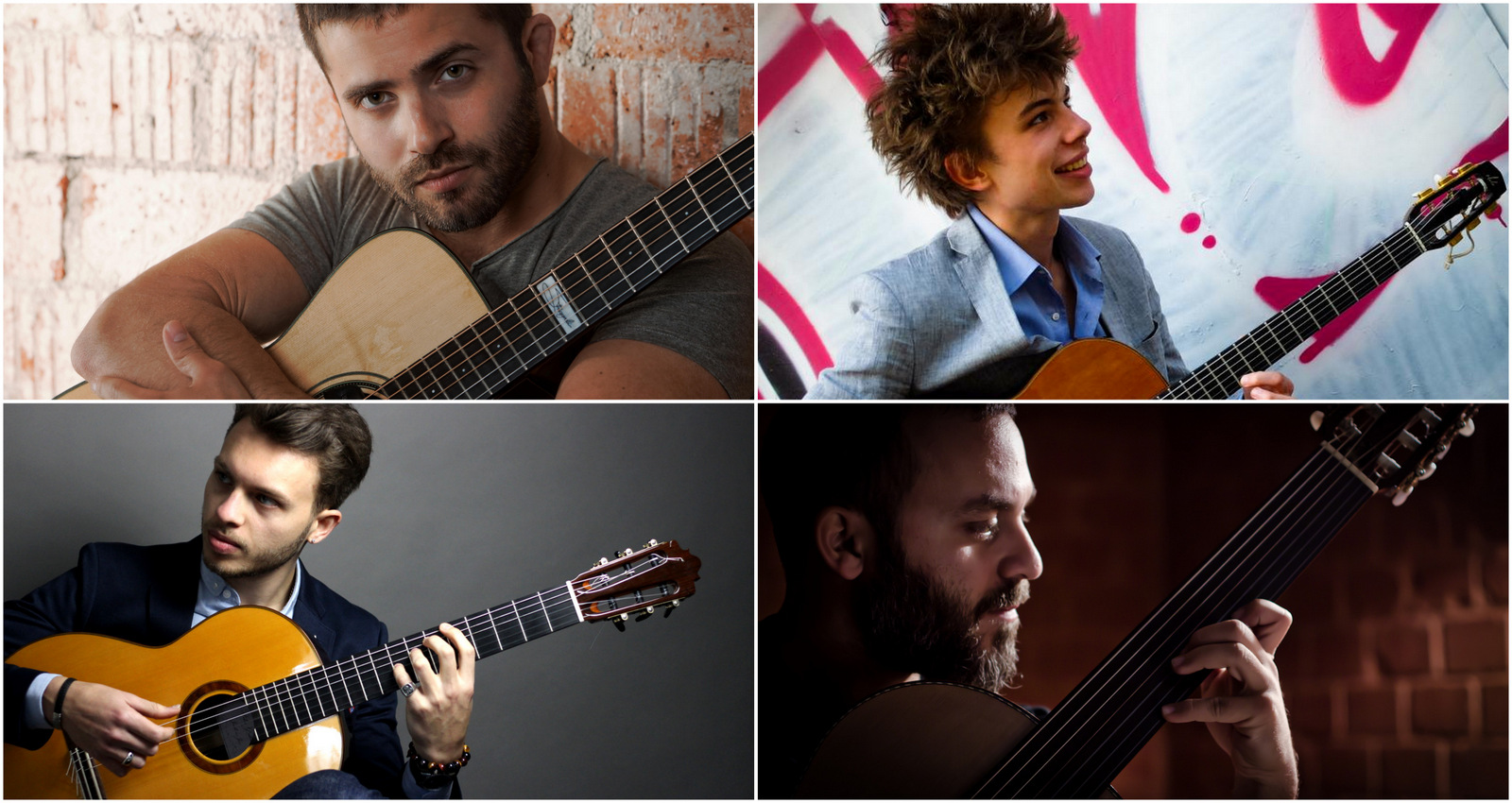 Echoes Presents International Guitar Night