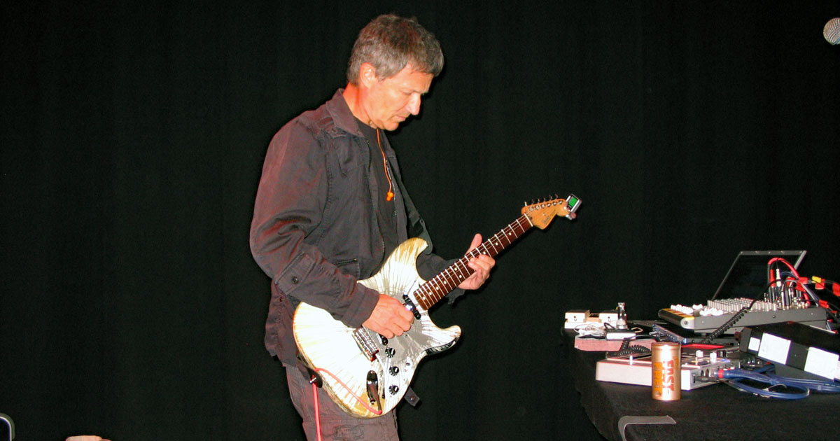 Echoes Podcast: Michael Rother-The Echoes Interview